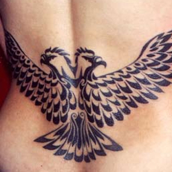 Adler Tattoo