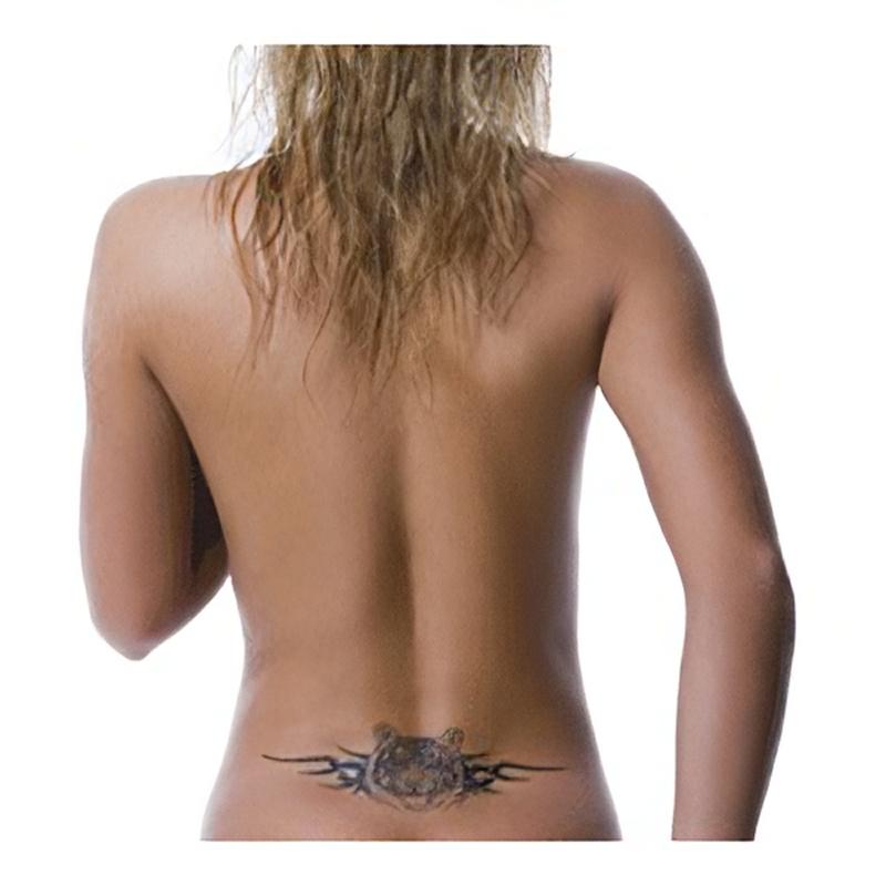Intim tattoo frau Genital tattooing
