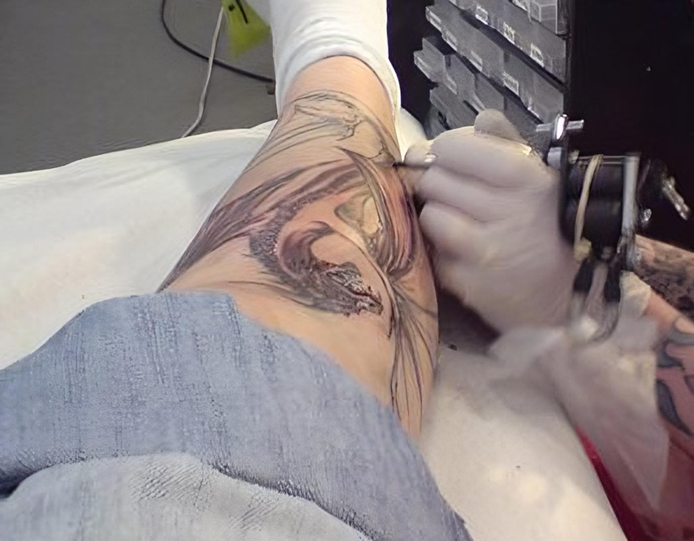Tattoo Schmerzen Tattoo