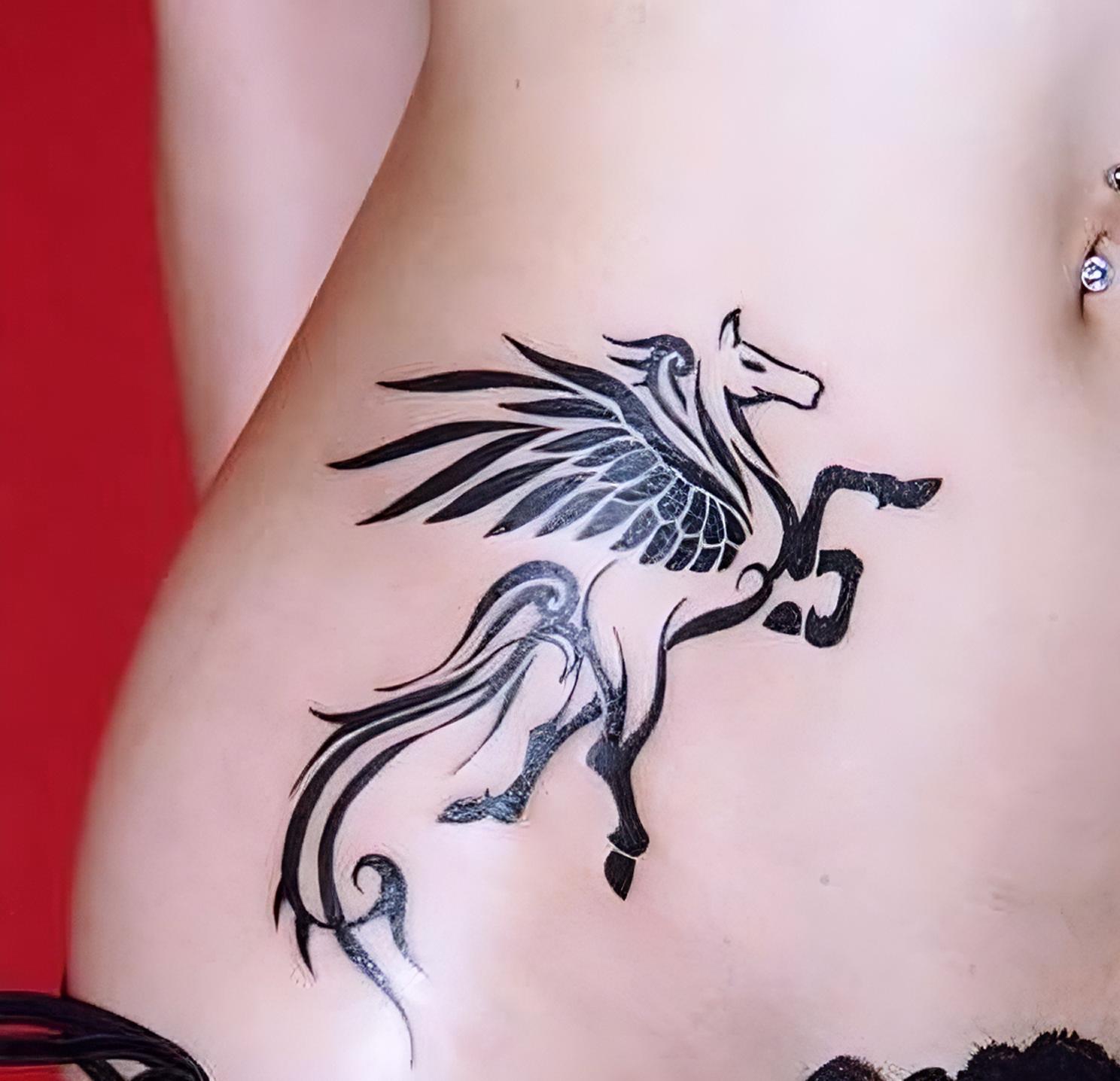 landtiere tattoo fotogalerie spinnen hunde schlangen. Black Bedroom Furniture Sets. Home Design Ideas