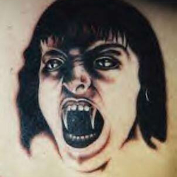 Vampir Tattoo